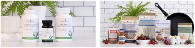 Young Living Healthy & Fit Products