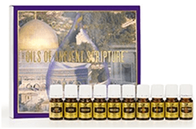 Young Living Oils of Ancient Scripture