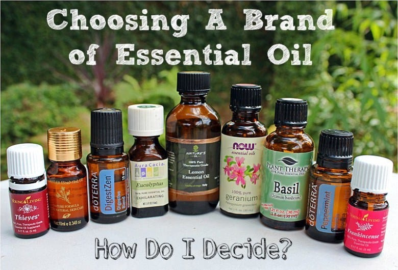 How to choose the best Essential Oils brand