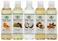 Plant guru carrier oils