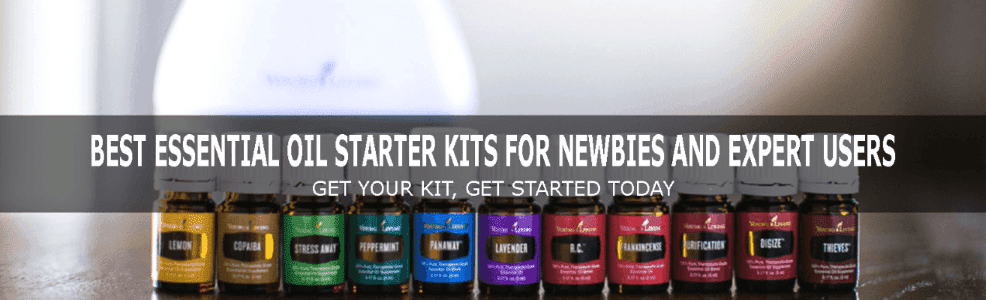 Best Essential Oil Starter Kits For Beginers