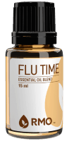 RMO Flu Time Essential Oil Blend