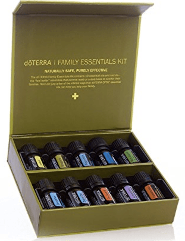 dōTERRA® Family Essentials Kit