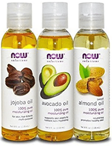 Now Foods Variety Moisturizing Oils Sample