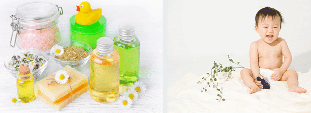 Safe Essential Oils for Babies and Youngsters