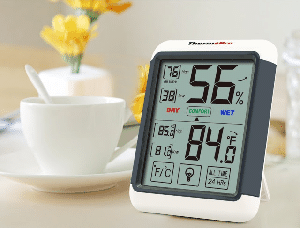 ThermoPro Digital Indoor Hygrometer Thermometer