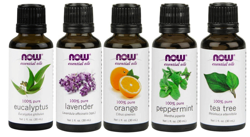 NOW® essential oils